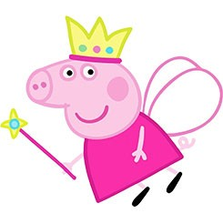 Peppa Pig Sultan Match
