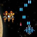 Spaceship Survival Shooter